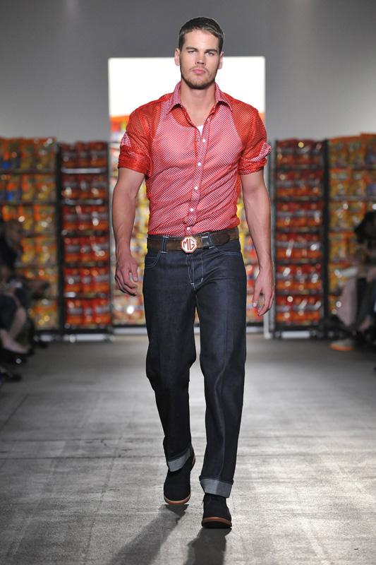 07be9b32588 Marlon Gobel Menswear Spring Summer 2012 Collection