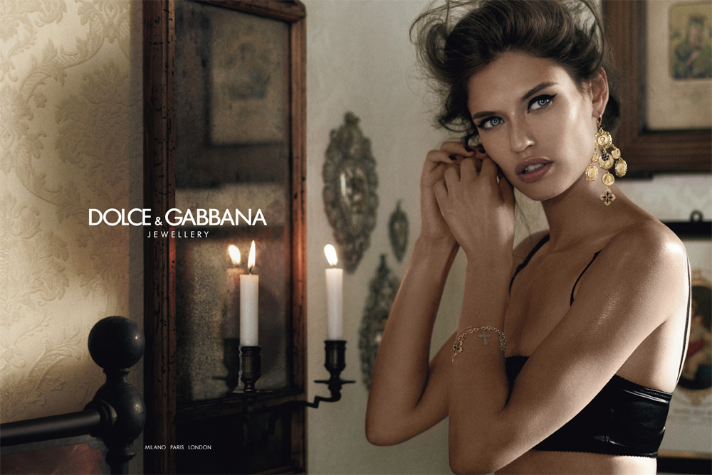 Bianca Balti Dolce and Gabanna
