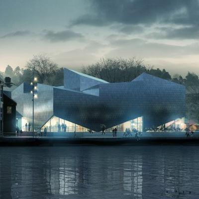 Maritime Museum Cobe Transform