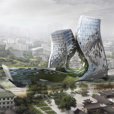 Jianning Highrise Complex