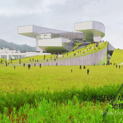 Winning Taipei Museum