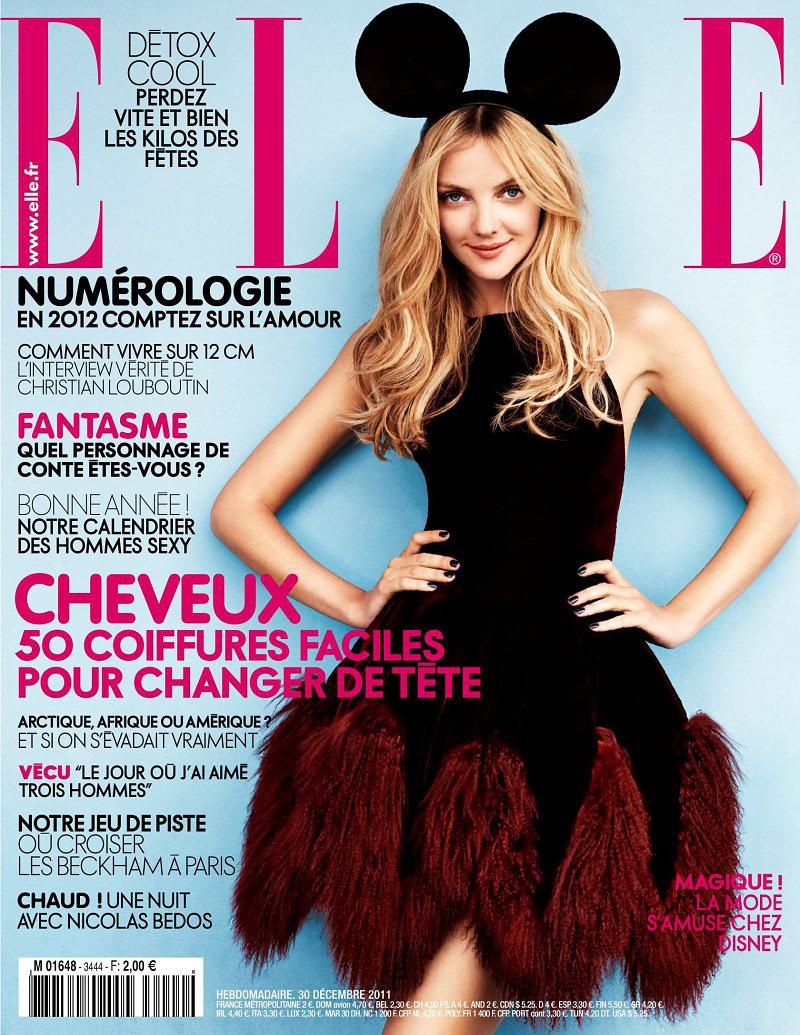 Heather Marks for Elle France