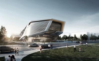 Dalian Museum 10Design