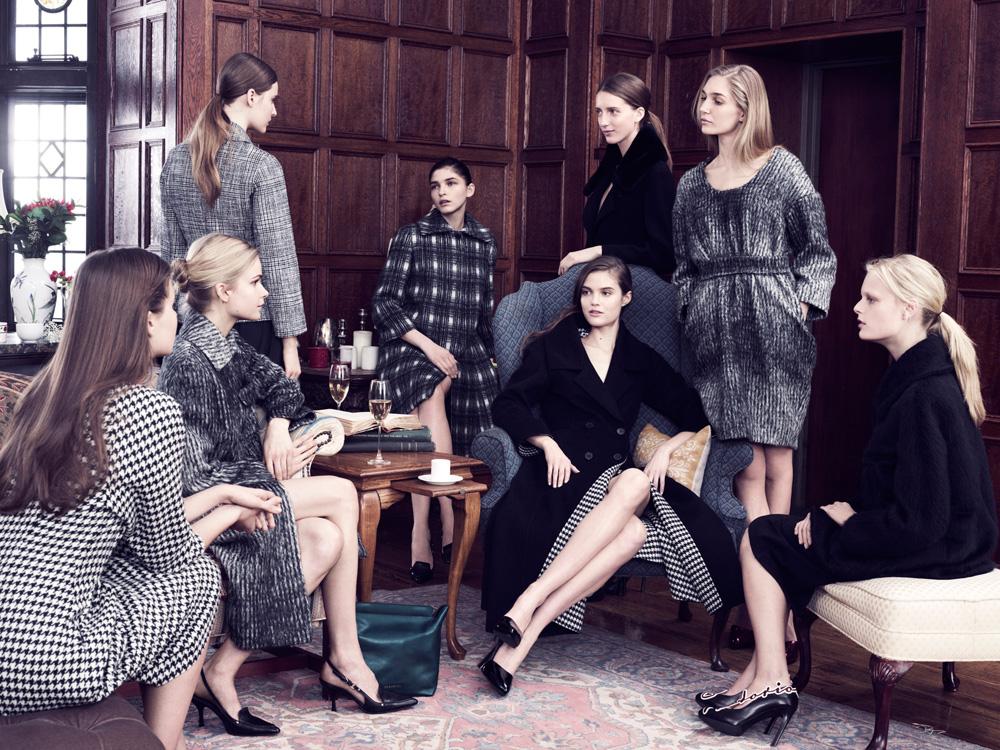 Jil Sander Pre-Fall 2012 Women's Collection
