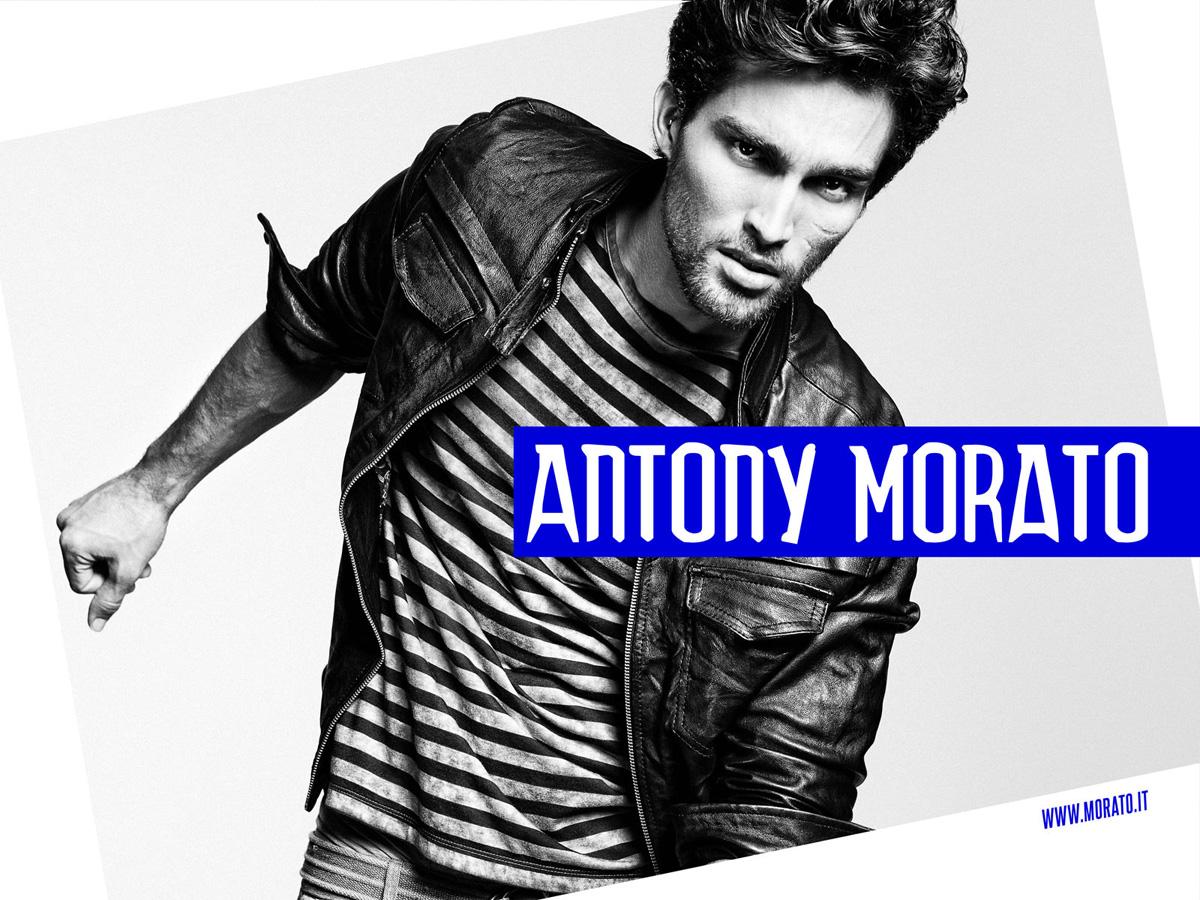 Schoudertas Antony Morato : Tobias sorensen for antony morato spring summer