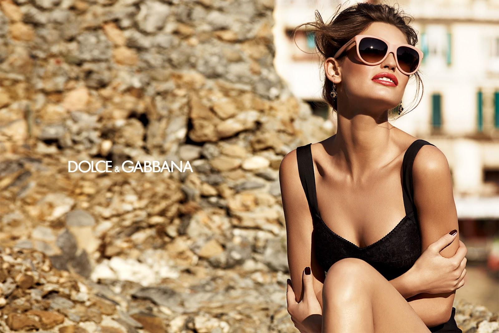 67433f98a Bianca Balti for Dolce & Gabbana Eyewear