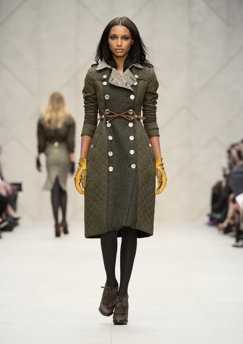 Коллекция Пальто 2012