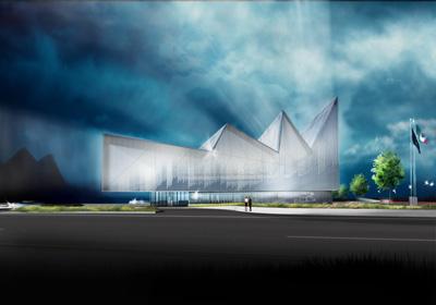 LEED Platinum Building