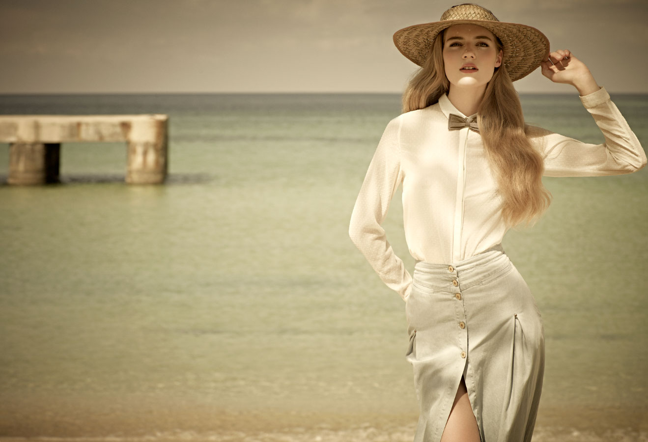 New Pull & Bear Spring/Summer 2010 Campaign