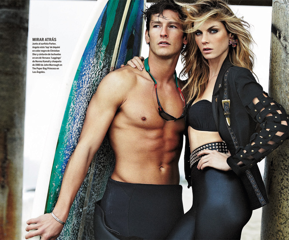 Angela lindvall arena homme plus magazine ss 2001 by mikael jansson lq scans naked (58 image)