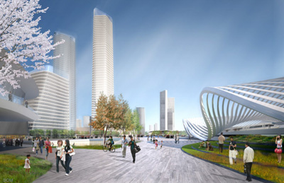 Beijing Bohai Innovation City