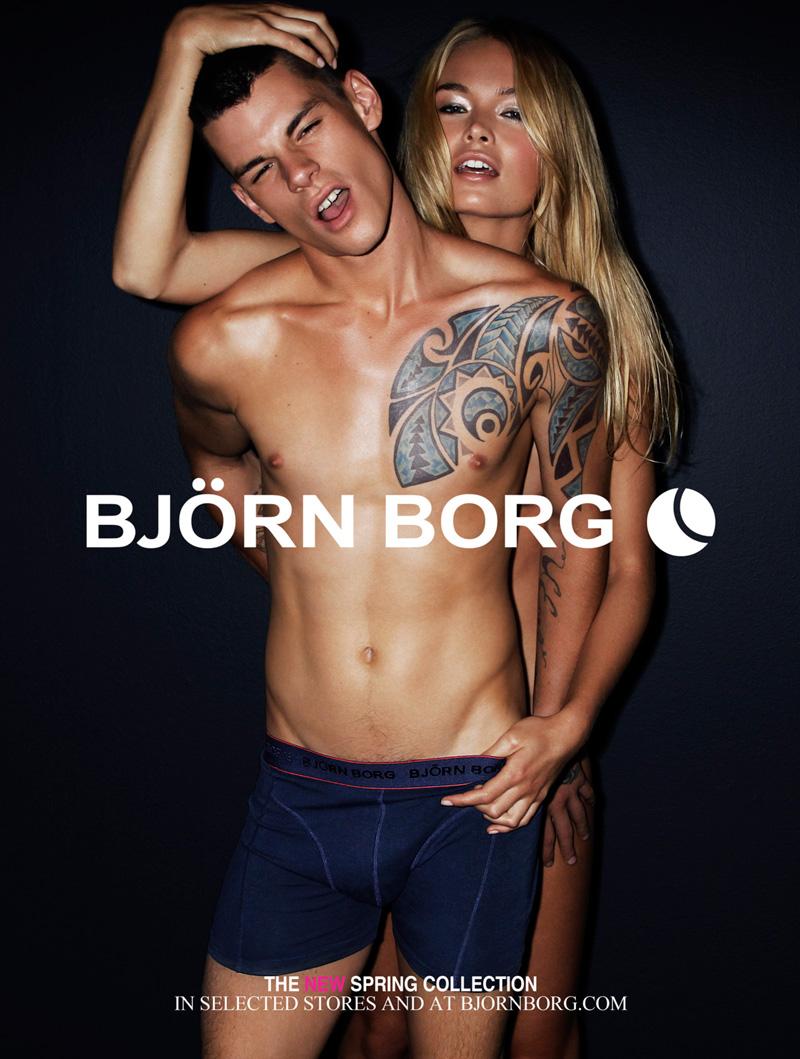 Bjorn Borg Spring Summer 2012 by Miko Lim