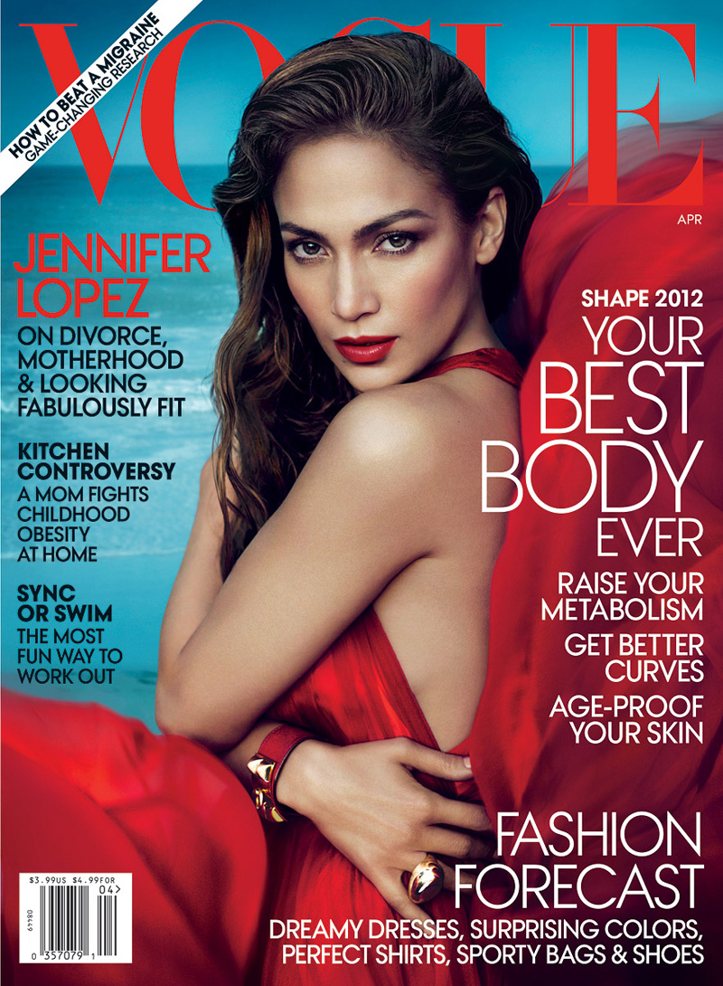 Charlize Theron Covers Vogue US December 2011