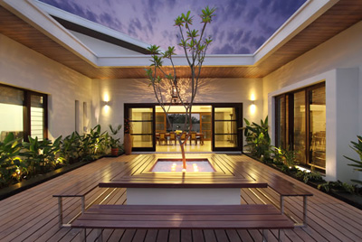 Amin Residence Dipen Gada