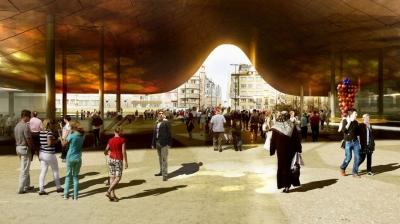 Yenikap Transfer Archaeo Park
