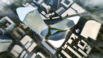 Zhengzhou Trahan Architects