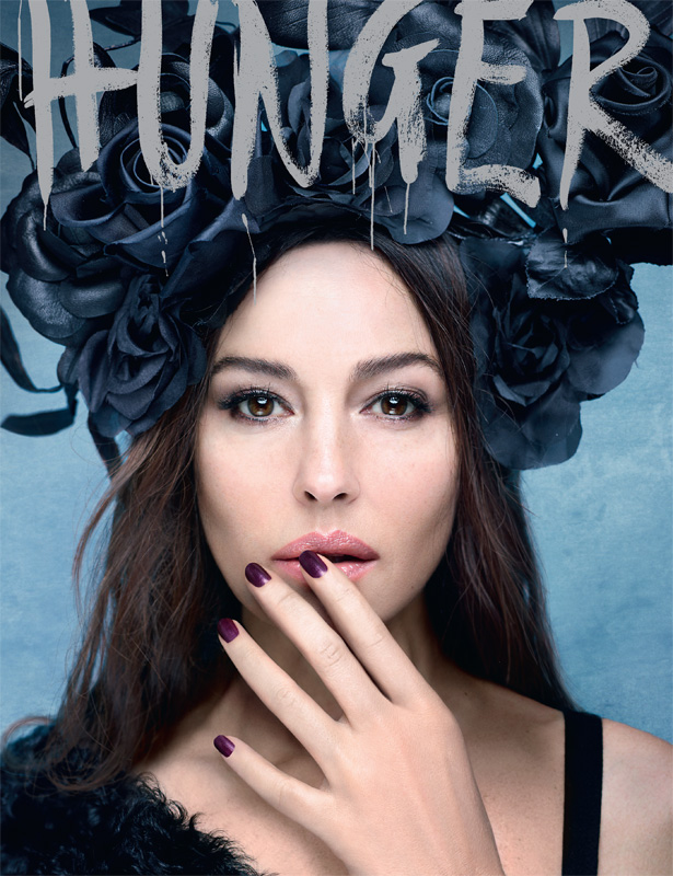 Monica Bellucci By Rankin For The Hunger