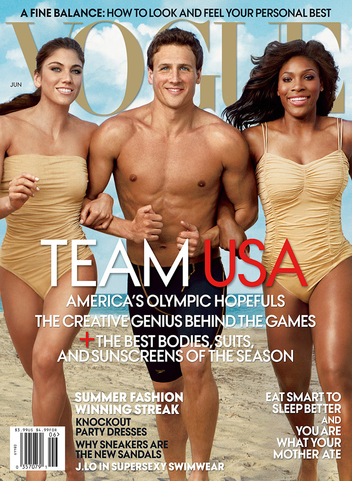 http://www.designscene.net/wp-content/uploads/2012/05/Serena-Williams-Hope-Solo-Ryan-Lochte-Vogue-US-June-2012-01.jpg