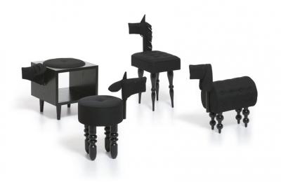 Animals Chair Biaugust Design