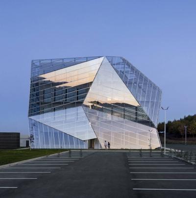 E8 Building