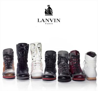 LANVIN Neo Trainers