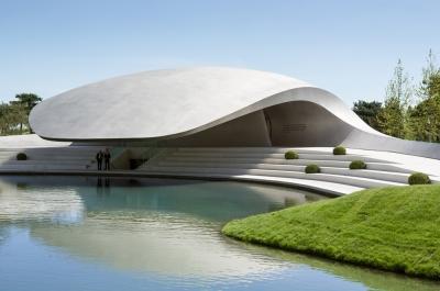 Porsche Pavilion HENN