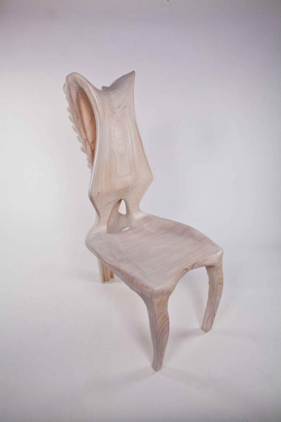 Exocarp Chair Guillermo Bernal