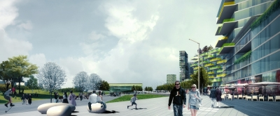 Urban Development Nya Årstafältet