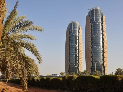 Al Bahar Towers Aedas