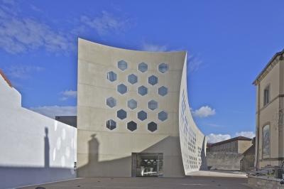 Mediatheque du Besset-Lyon