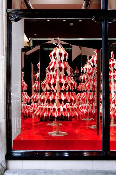 Louboutin Christmas Tree StudioXAG