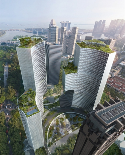 DUO Towers Buro Ole