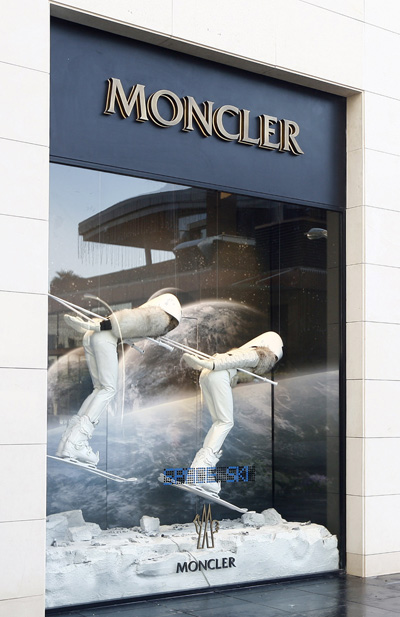 big sale d07fc 8366b Moncler Boutique in Istanbul