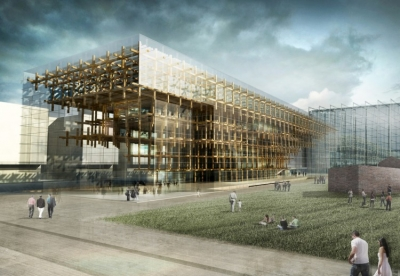 Helsinki Central Library Proposal MDU Architetti 01