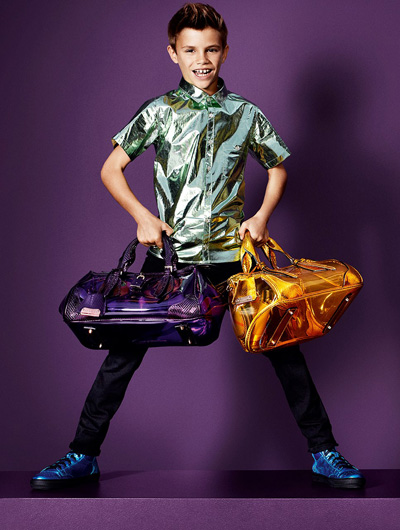 Burberry S Latest Ads With Romeo Beckham