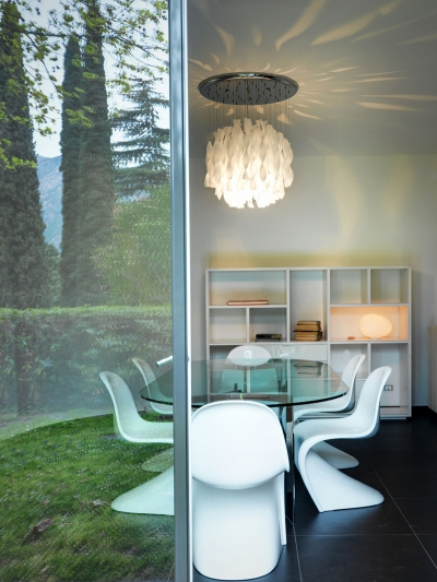 Interior Villa On Como Lake by Studio Marco Piva