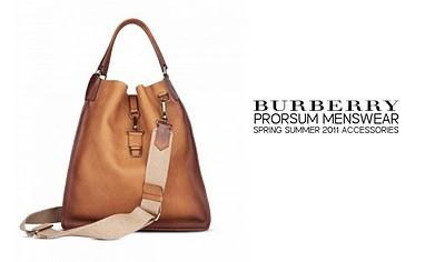 f1e4667dfdc7 Burberry Prorsum Spring Summer 2011 Menswear Accessories