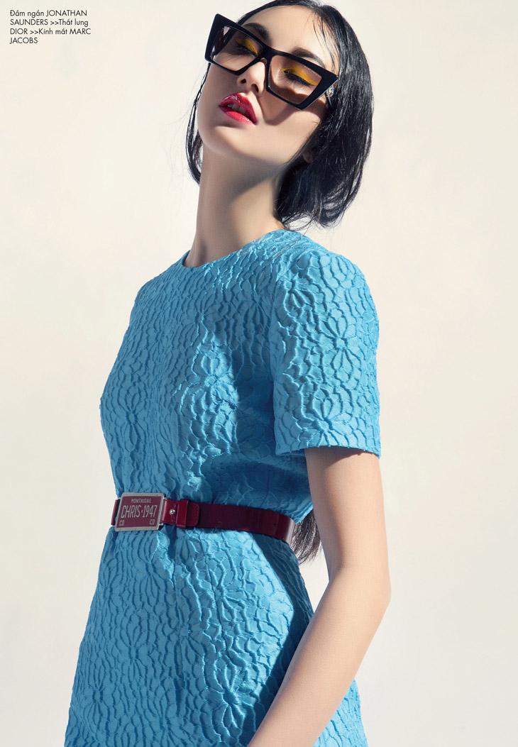 Glacial Blue By Andy Long Hoang For Ftv Indochina