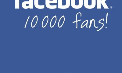 10 000 Facebook Fans