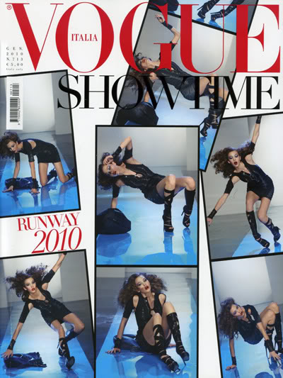 Karlie Kloss For Vogue Italia