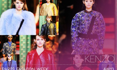 Kenzo-Fall-Winter-2013.14-Womenswear-Collection-00