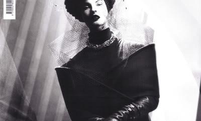 Linda Evangelista by Steven Meisel: Vogue Italia August ...