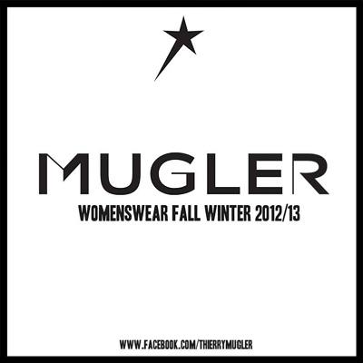 Mugler Women's Fall Winter 2012/13 LIVE on Design Scene