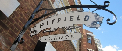 Pitfield London Cafe