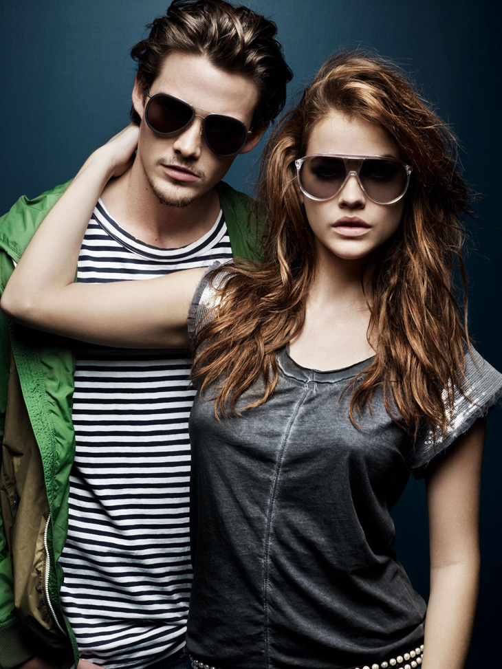 Julian schratter and barbara palvin