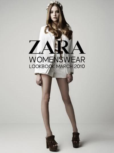 zara women march  design scene
