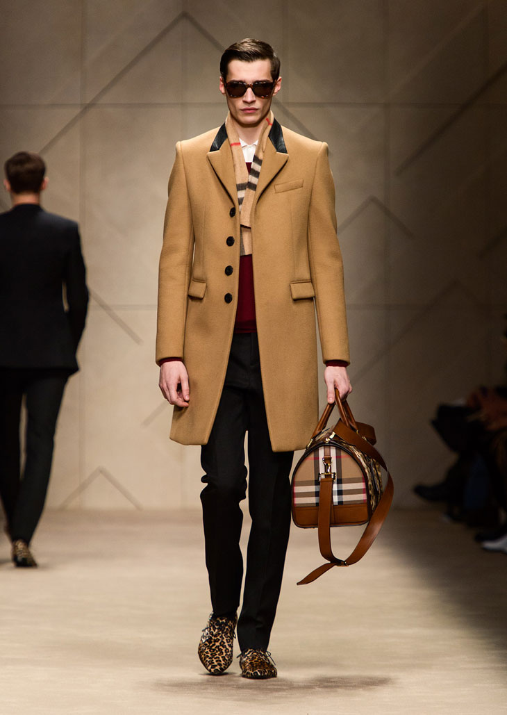 Burberry To Move Menswear Show From Milan To London