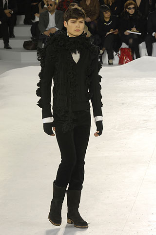 Chanel Homme Pret A Porter Fall 07