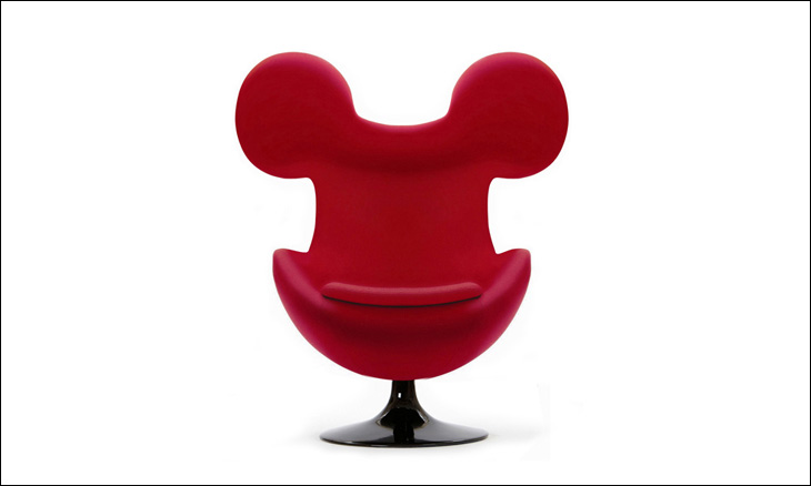 Mickey Egg Chair