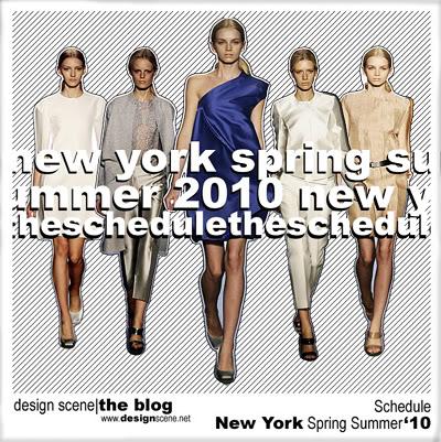 New York Fashion Week Schedule Design Scene Fashion Photography Style Design